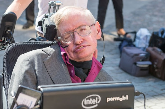 Stephen Hawking says he has a way to escape from a black hole