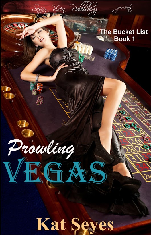 We've Only Just Begun—What Do You Think So Far? #ProwlingVegas #erotic