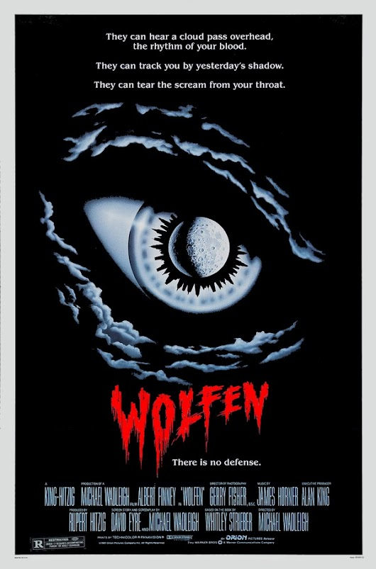 Wolfen (1981): Now on Blu-ray from Warner Archive - She Blogged By Night