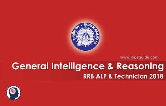 RRB ALP 2018 Practice Test Papers | Reasoning Questions (Day-30)