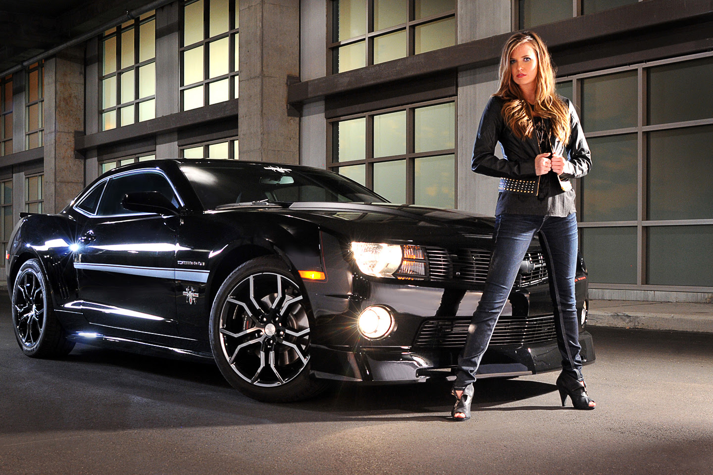 Girls Buy Cars Wallpapers High Quality | Download Free