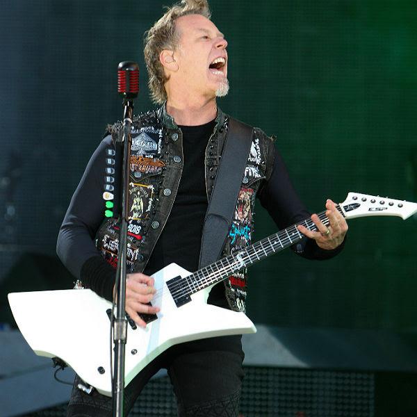 Metallica39;s James Hetfield to narrate bear hunting documentary