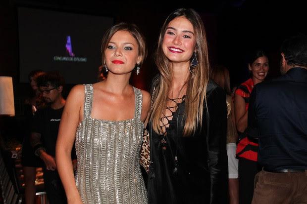 Milena Toscano e Thaila Ayala (Foto: Manuela Scarpa/PhotoRio News)