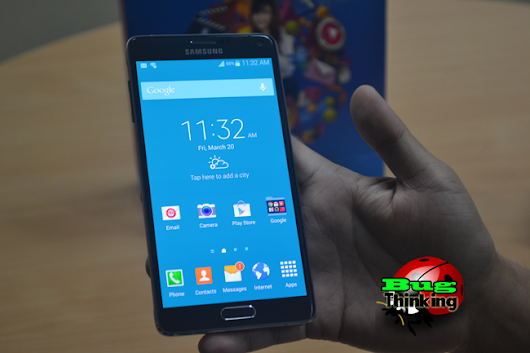 Samsung Galaxy Note 4 Full Review - Unboxing, Specs, Price, Benchmark Tests