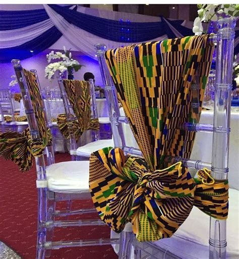 Joli kente mariage   Add More African Print to Your