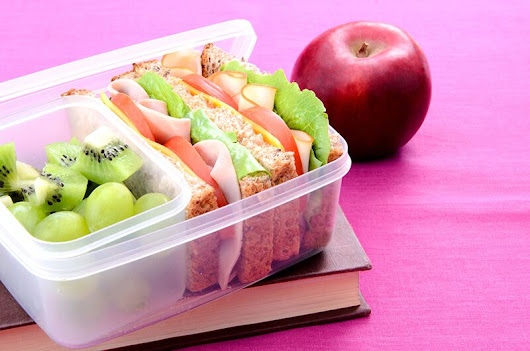 Simple, Healthful Ideas for Your Child's Lunchbox - AutoInsurance