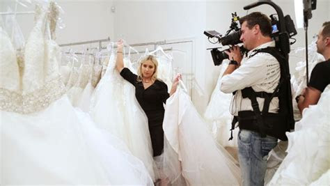 Say Yes To The Dress Consultant Ellie   Weddings Dresses