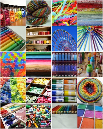 inspiration palette, color