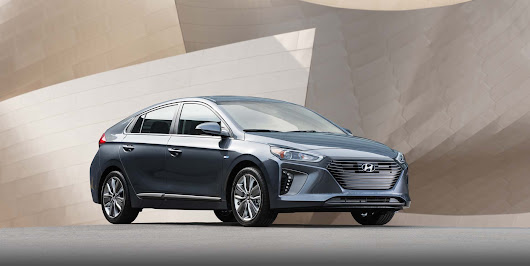 2019 Hyundai Ioniq Review, Ratings, Specs, Prices, and Photos - The Car Connection