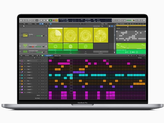 Apple Launched Logic Pro X 10.5 with Live Loops, Sampler and more All YOU NEED TO KNOW