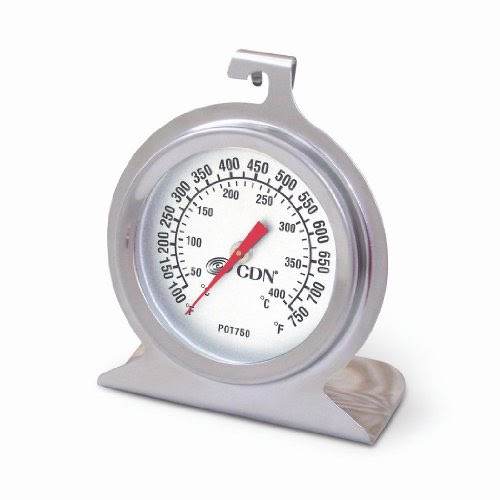 Buy CDN High Heat Oven Thermometer Big Discount