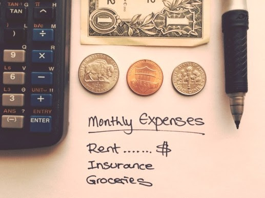 Stressed Over Bills? This Simple Monthly Household Budget Plan Can HelpLiving Frugally