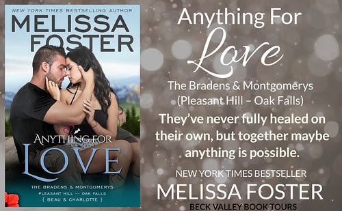 Book: Anything For Love Review & Giveaway