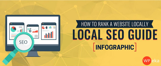 How to Rank a Website Locally: Local SEO Guide - WPEka Blog