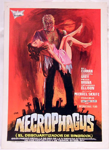 necrophagus