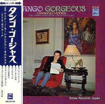 MORES, MARIANO tango gorgeous