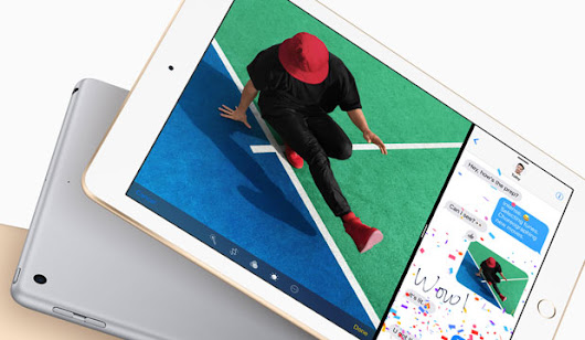 Apple Unveils Budget-Friendly iPad, Dresses iPhone in Red | Tablets | ECT News Network