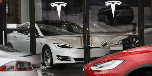 Tesla Overtakes GM to Become Most Valuable U.S. Auto Maker