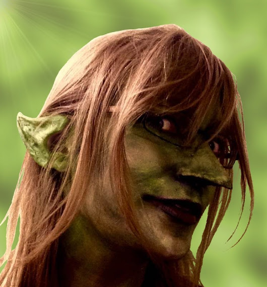 Taking my goblin self to OxCon III next weekend.... - M.H.JOHNSEN'S TUMBLR
