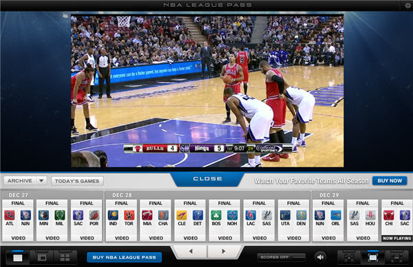 Guide To Watching Nba Games Online On Iphone Ipad And Android Sports Geekery