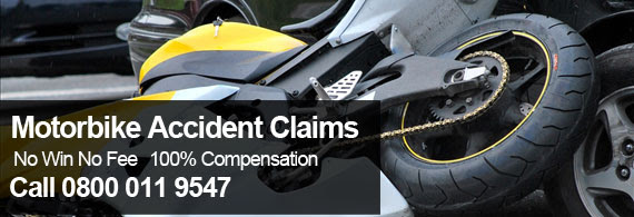 Personal injury Scotland  Motorbike Accident Claims No Win No Fee