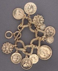 Looks like gypsy jewelry
