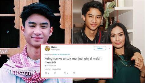 reaksi kocak netizen  tau anak iis dahlia kena hukum