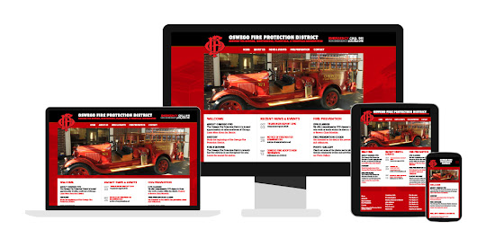 How to Create the Perfect Fire Department Web Design | Weblinx