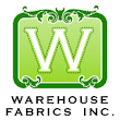 August's $50 gift certificate giveaway « Warehouse Fabrics Inc Blog