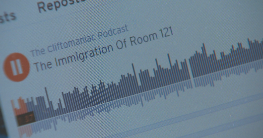 Students create podcast to share immigration stories