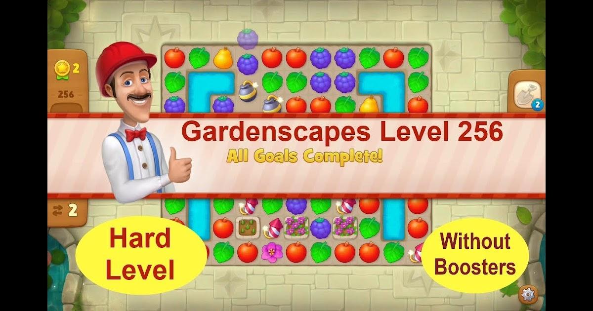 Gardenscapes von vorne anfangen