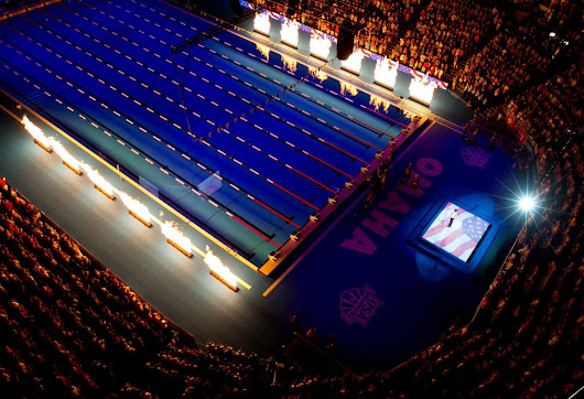 Swim Trials CEO says pool building is an amazing process, will take at least two weeks