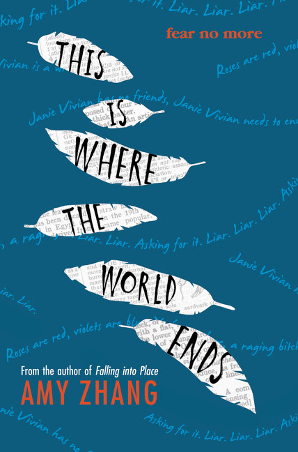 This is Where the World Ends by Amy Zhang - The 17 Most Anticipated YA Books to Read in March via @EpicReads