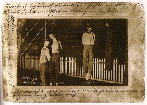 The Unknown History of Latino Lynchings