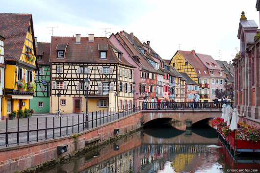 Two Days in Alsace, France | Oriana's Notes