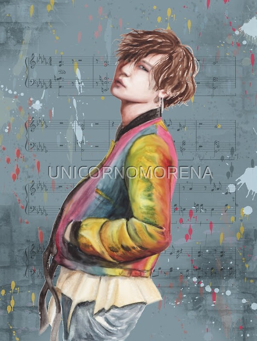 ' Min Yoongi, K-POP, BTS Fan Art, BTS Suga, Bangtan Boys' by UNICORNOMORENA