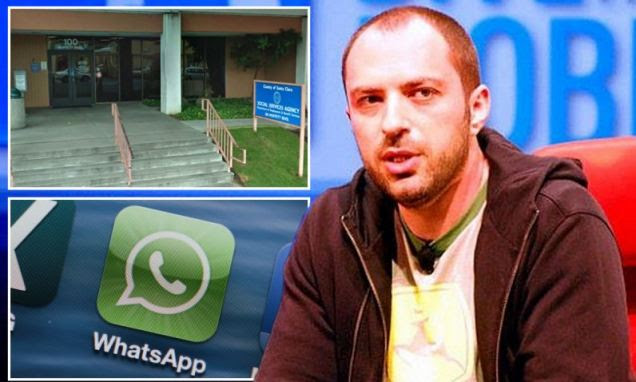 WhatsApp founder preview