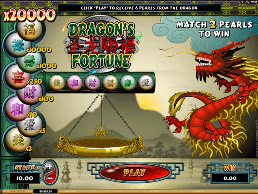 Play Dragons Fortune by Microgaming for Free | Online Casino HEX