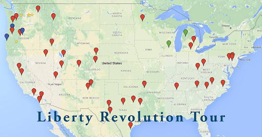 #LibertyRevolution Tour with Gavin Seim | Dates.