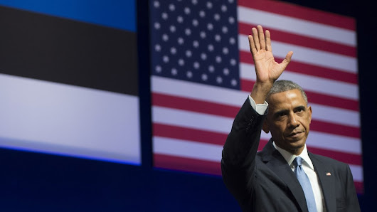 Sorry, Ukraine: Obama is not going to defend you from Russia