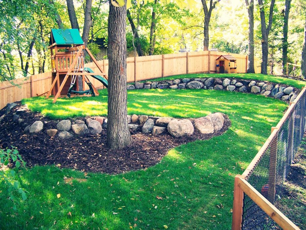 Kid-Friendly Landscape Design Ideas - Great Goats LandscapingGreat