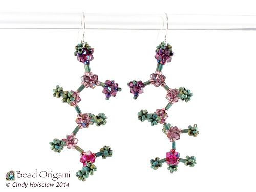 Bead Origami: 2015 Bead and Button Show Classes