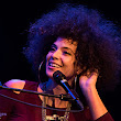 Kandace Springs in LantarenVenster