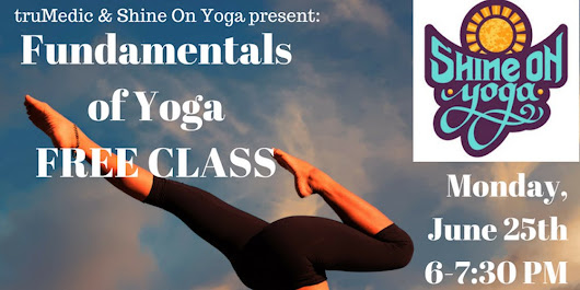 Fundamentals of Yoga - FREE Class