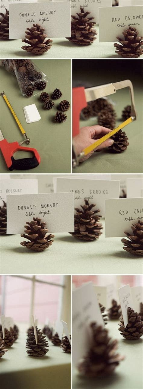 Festive DIY Pine Cone Crafts for Your Holiday Decoration
