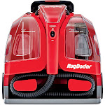 Rug Doctor Portable Spot Cleaner Canister Carpet Washer - Bagless