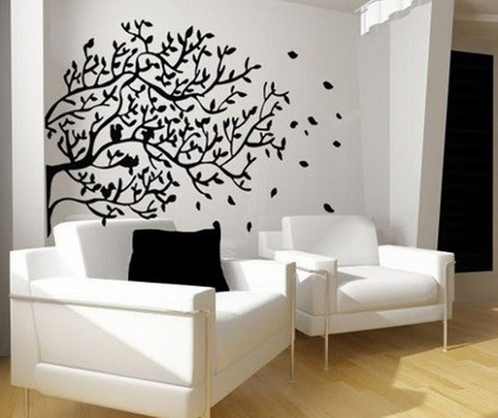 Creative and Cheap Wall Decor Ideas for Living Room Wall Decor ...
