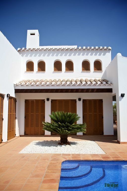Relaxing Golf Resort Villa: Premier Holiday Villa with Private Heated Pool - 6975126