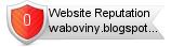 Rating for waboviny.blogspot.com
