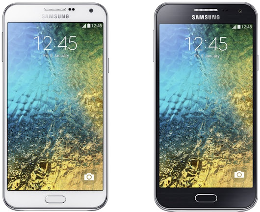 Galaxy E5, E7, A3, A5, A7 e J1: um celular a cada 38 horas         |          Phone in focus